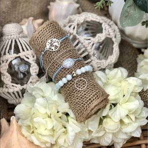 Jewelry - 🌼2/$20🌼Circle of Life Bracelet Set